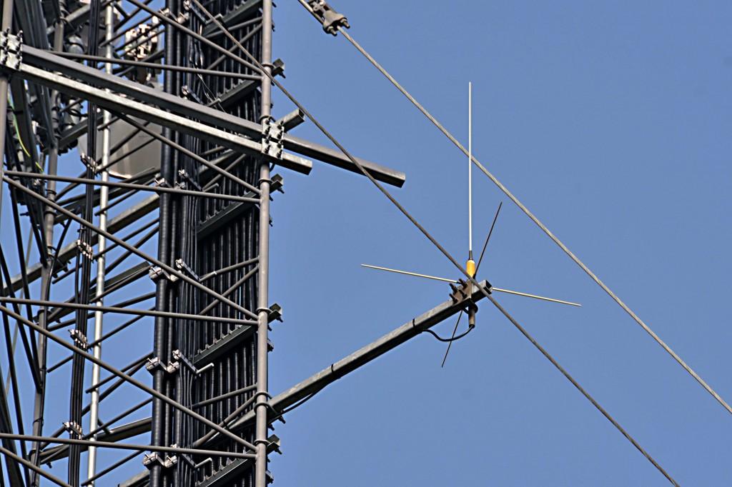 Antenna på LA5AR