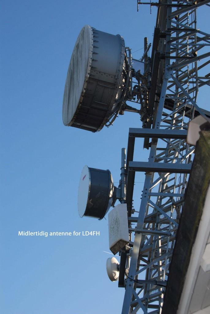 Antennen til LD4FH