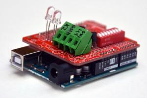 Arduino sammensatt
